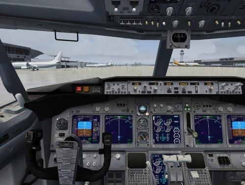 Flight Simulator X - dobrý sluha, ale zle náročný