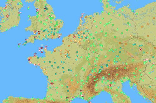 Pocasi Evropa Briefing Aeroweb Cz