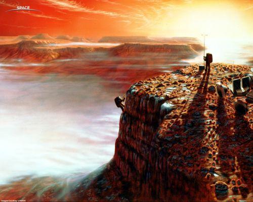 Mars a Venuša datovania etapy