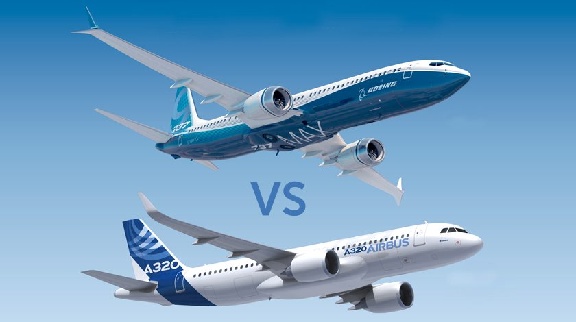 B737MAX vs. A320 NEO / Foto Aviationvoice.com