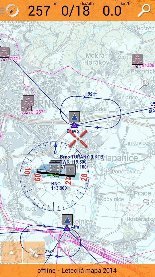Smartmaps Vydava Novou Verzi Letecke Mapy Smartmaps Aero Aeroweb Cz