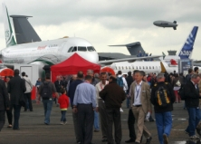 FOTOREPORT: Paris Air Show 2013