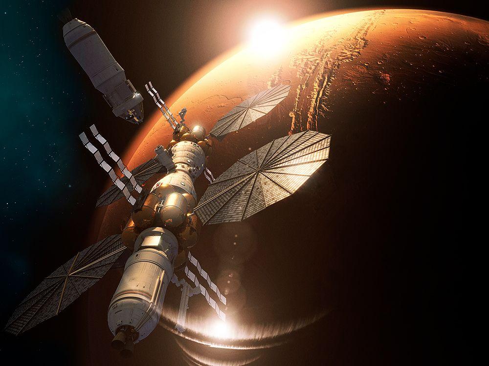 Závod o Mars začíná!