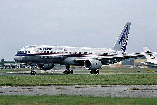 KVÍZ: Boeing 757
