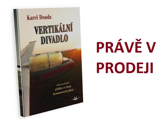 Vychází třetí kniha Karla Doudy Vertikální divadlo