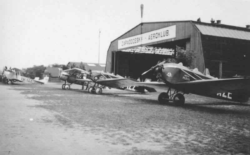 Anežka Formánková – Neznámá československá aviatička
