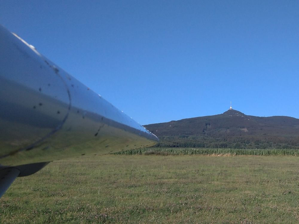 Letíme na výlet: Do přírody v okolí tuzemských letišť