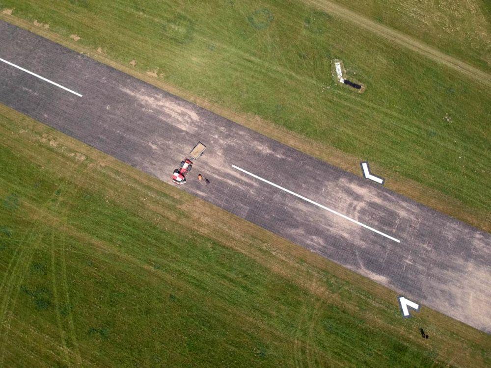 PERFO-SD aneb travnaté letiště o level výš