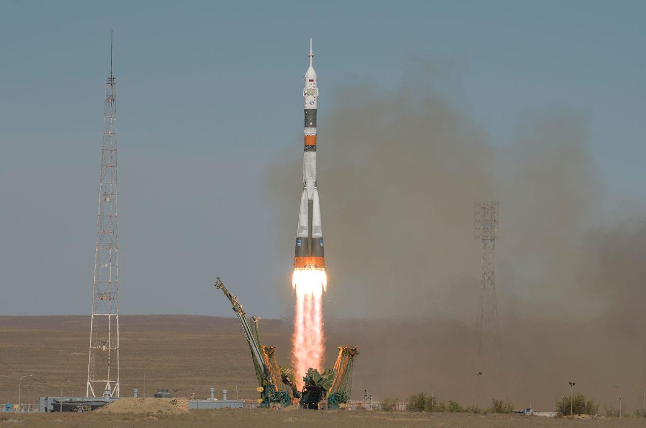 KOMENTÁŘ: Co všechno odhalila nehoda Sojuzu MS-10?