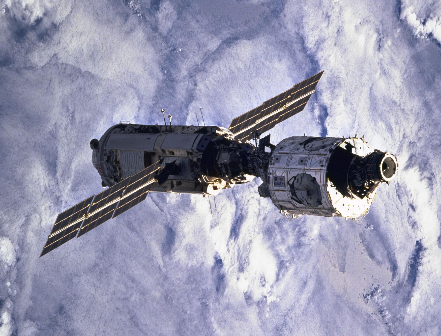 20 let společně na kosmické stanici - 3. část