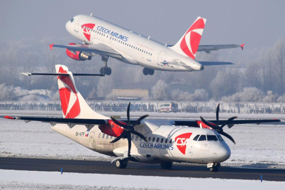 Letecká doprava 2018: úspěchy, krachy, rekordy i stávky