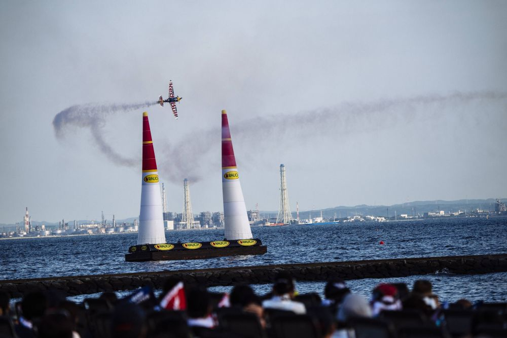 Red Bull Air Race 2019 se blíží