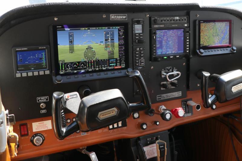 Nový přístup Dynon Avionics zpřehlední a zlevní avioniku SkyView