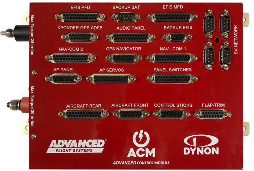 Koncept Advanced Panel má zjednodušit stavbu panelů s avionikou