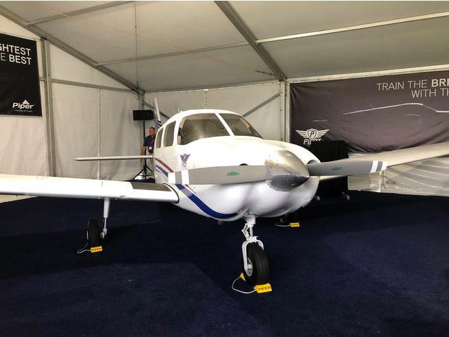 Piper představil nové letadlo, Pilot 100 je určený především k pilotnímu výcviku