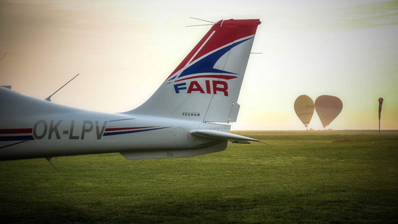 F AIR otevírá bázi na LKKV s exkluzivní nabídkou kurzu PPL(A)