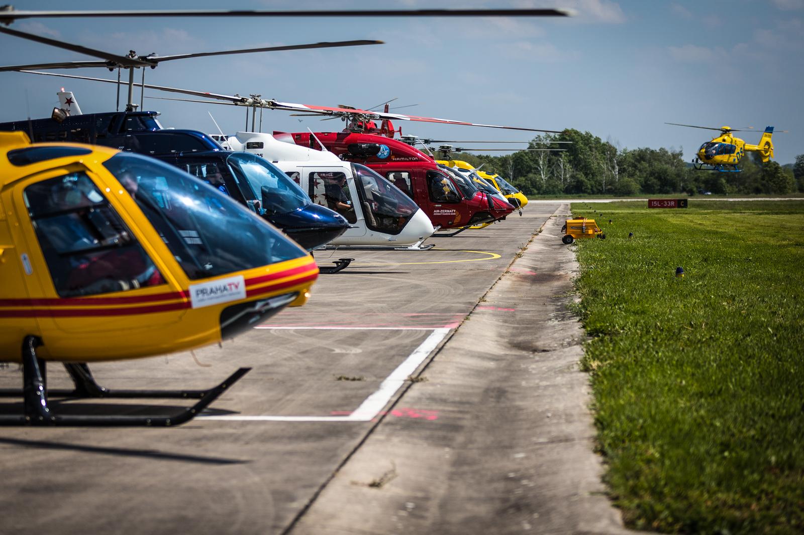 OBRAZEM: Helicopter Show 2019