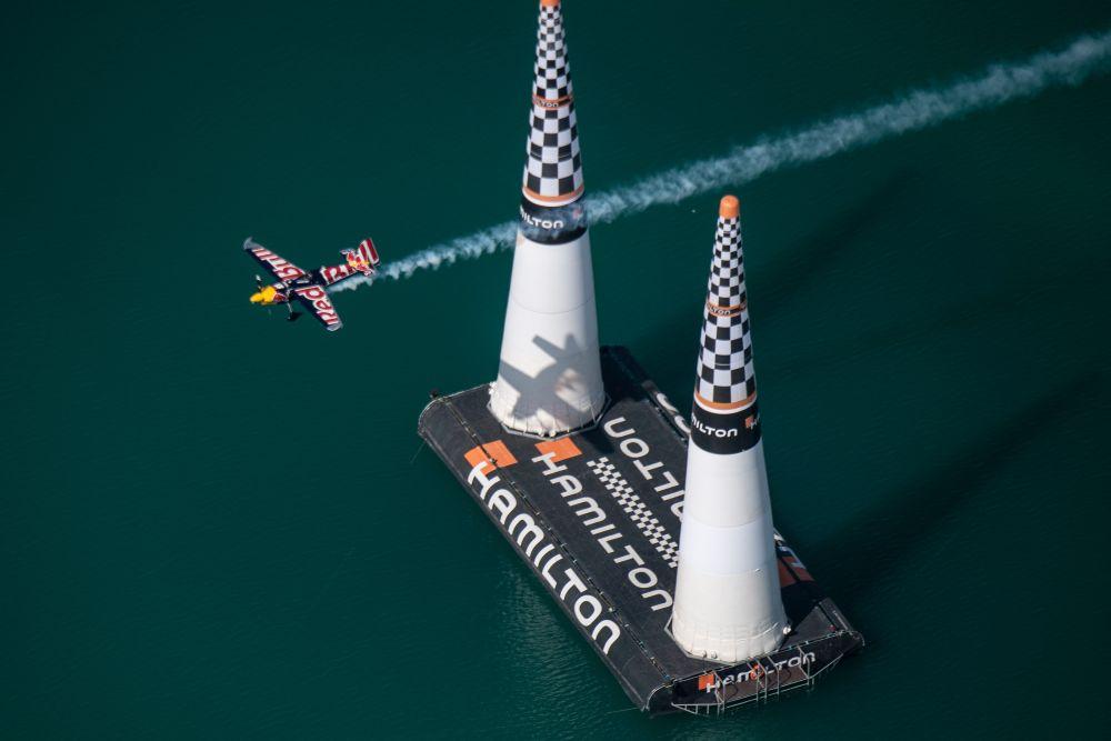 Red Bull Air Race po sezoně skončí, uvedl organizátor na webu