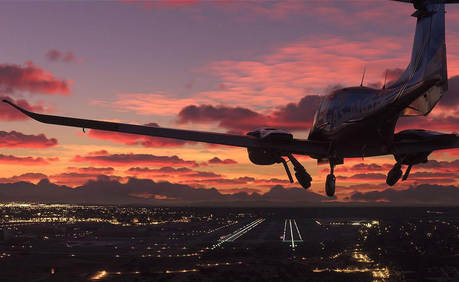 Microsoft představil nový Flight Simulator, slibuje realistickou grafiku