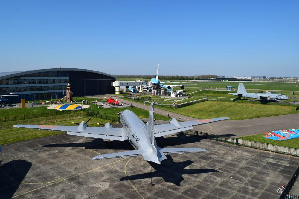 Aviodrome – místo leteckým nadšencům zaslíbené