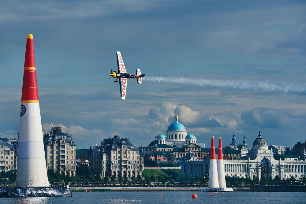 Závod RBAR v Kazani vyhrál Muroja, Šonka bronzový
