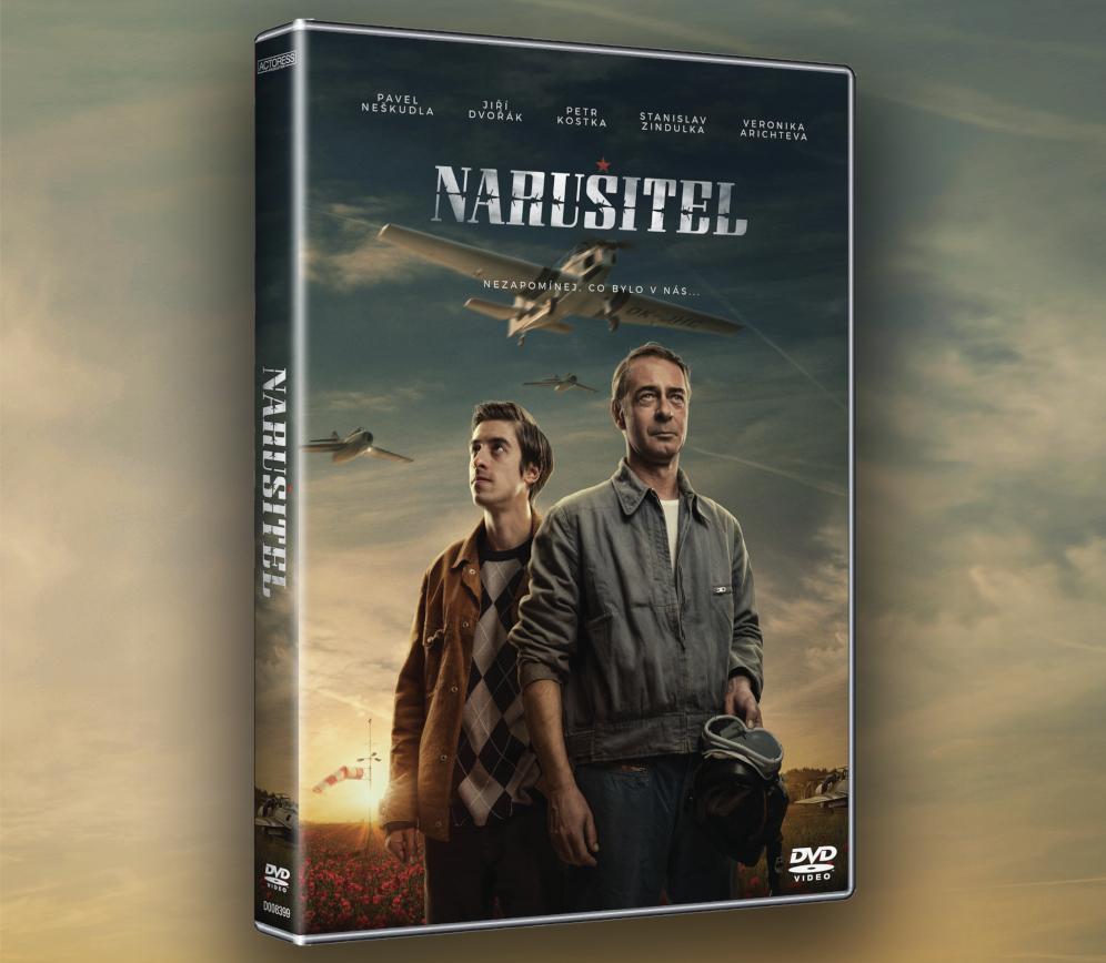 Letecký film Narušitel je nyní dostupný i na DVD