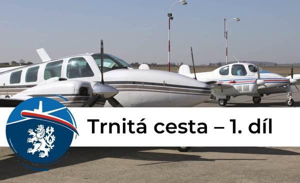 ÚCL skrze novou kampaň nabádá k hlášení leteckých událostí