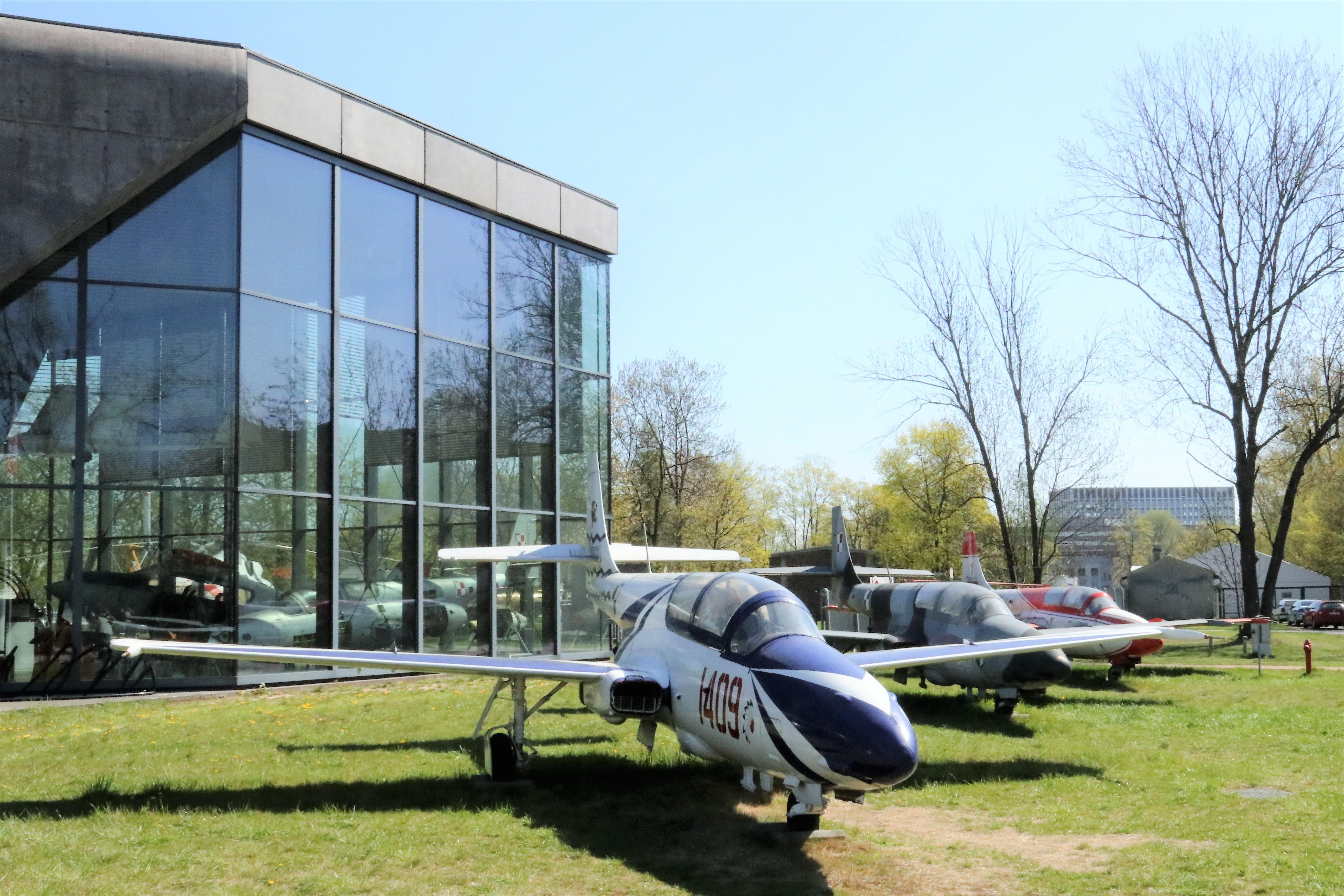 Muzeum polského letectví aneb na skok v Krakově