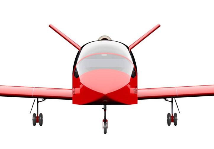 Sonex vyvíjí dvoumístnou verzi proudového letounu SubSonex Personal Jet