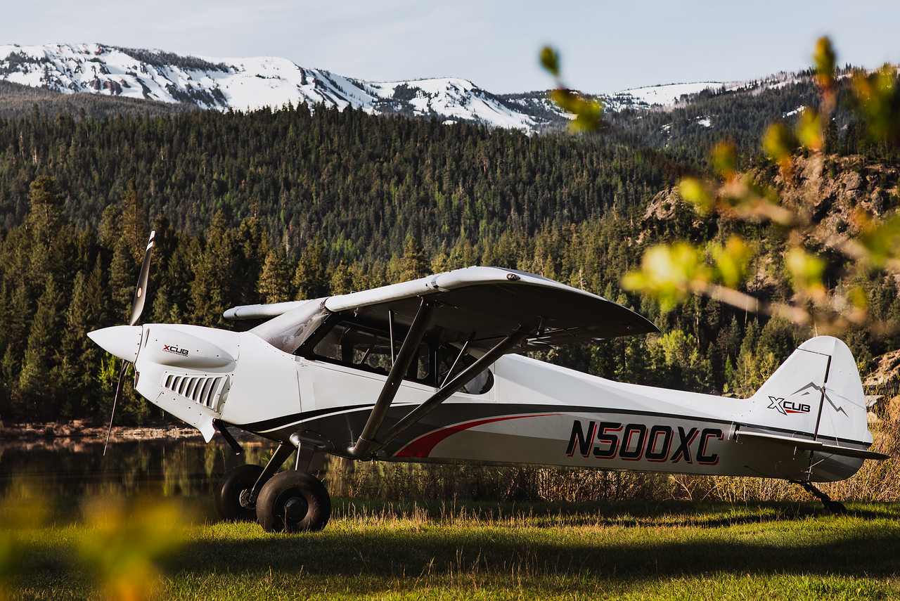 Nový XCub dostal výkonnější motor i lehčí vrtuli