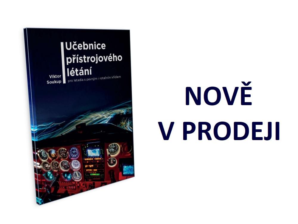 Vyšla první česká učebnice přístrojového létání, svého druhu unikát