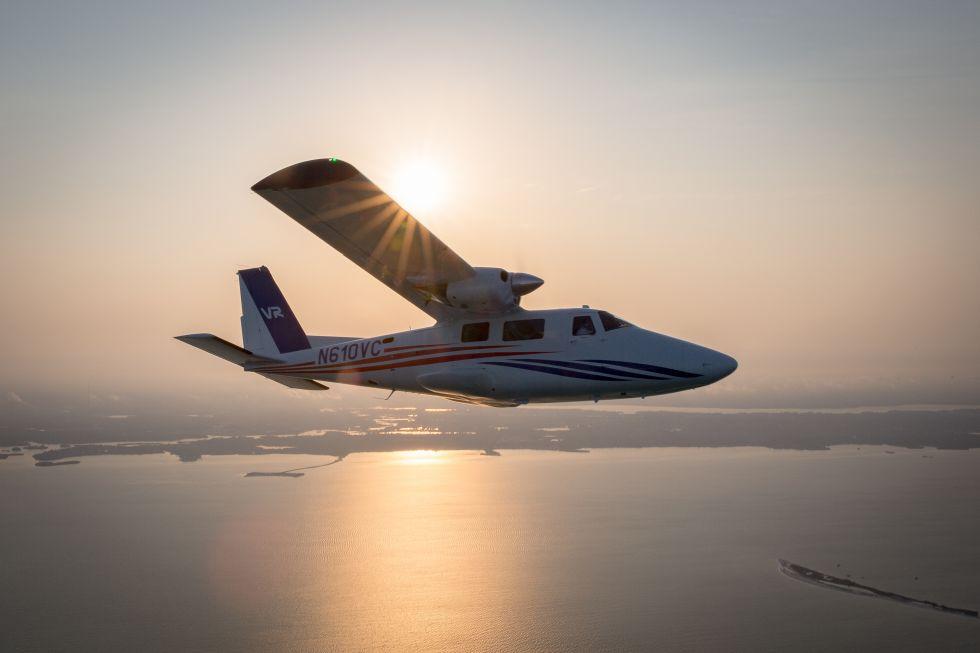 Vulcanair nabízí pro letecké školy levnější verzi dvoumotorového P68