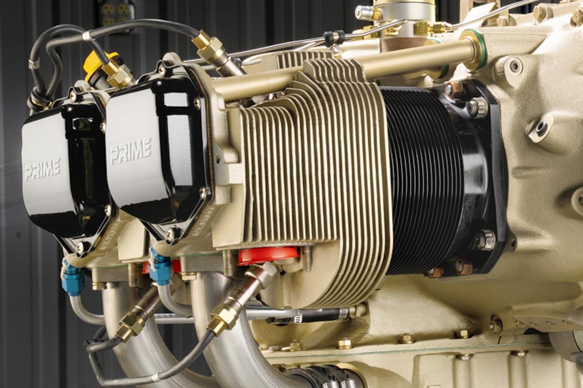Do Cessen 172 bude nově možné instalovat motor Continental Prime