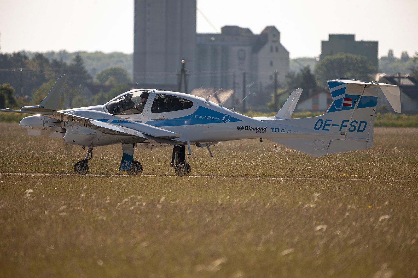 V Německu vyvinuli systém pro automatická přistání, ILS k tomu nepotřebuje