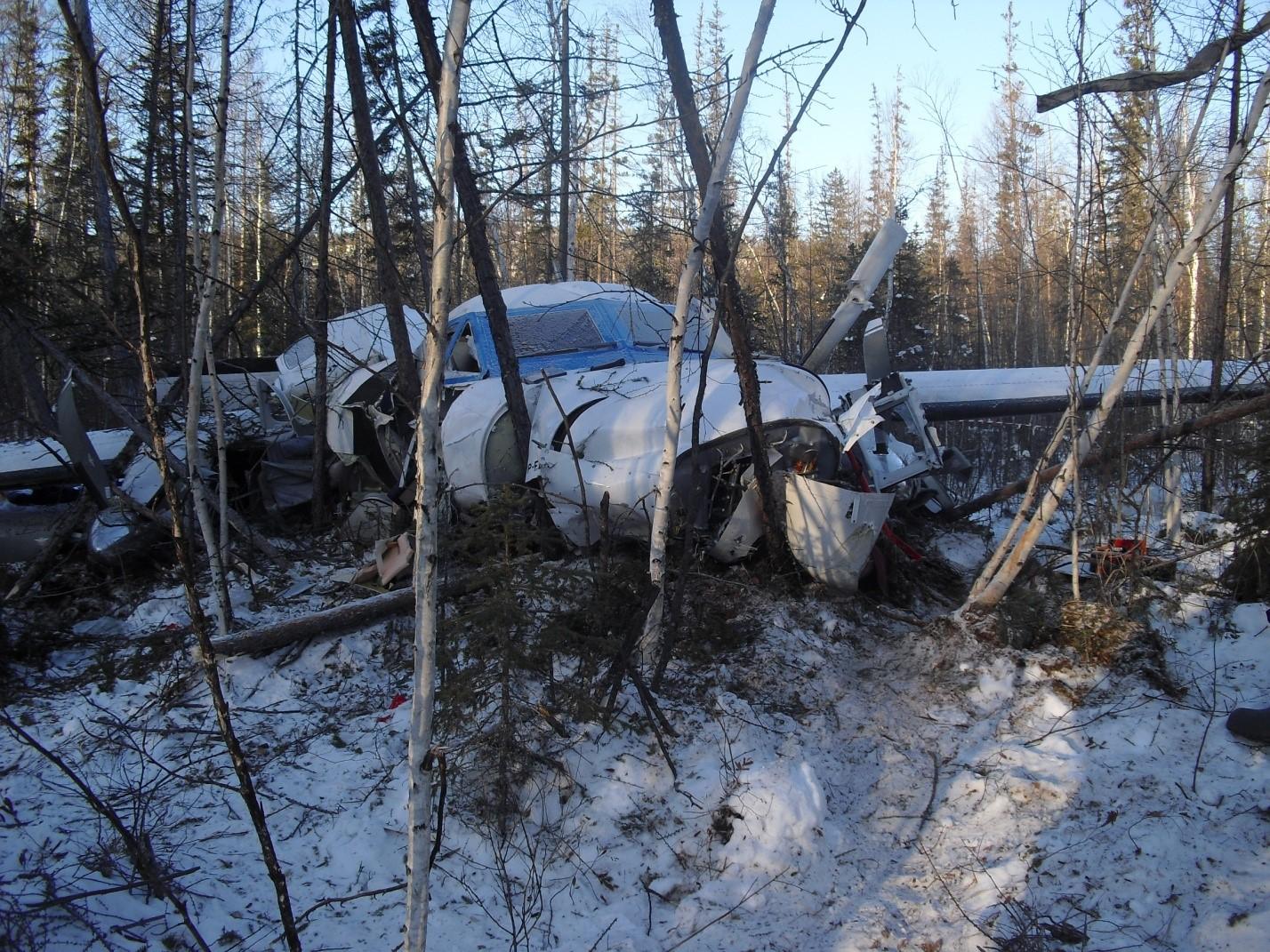 Čeští vyšetřovatelé rozporují závěry zprávy o nehodě L-410 u letiště Nelkan