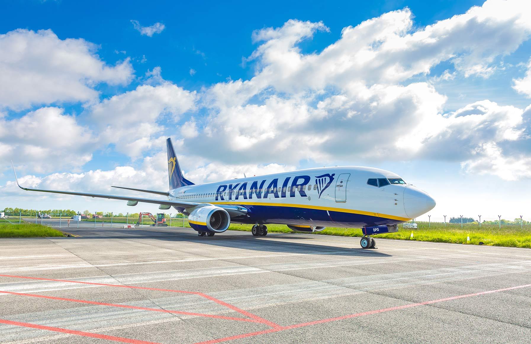 Polská Bartolini Air by měla vycvičit stovky pilotů pro Ryanair