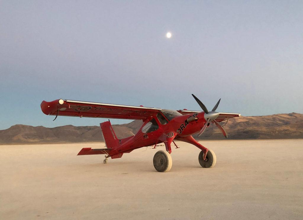 Letoun Draco havaroval kvůli silnému větru a špatnému rozhodnutí