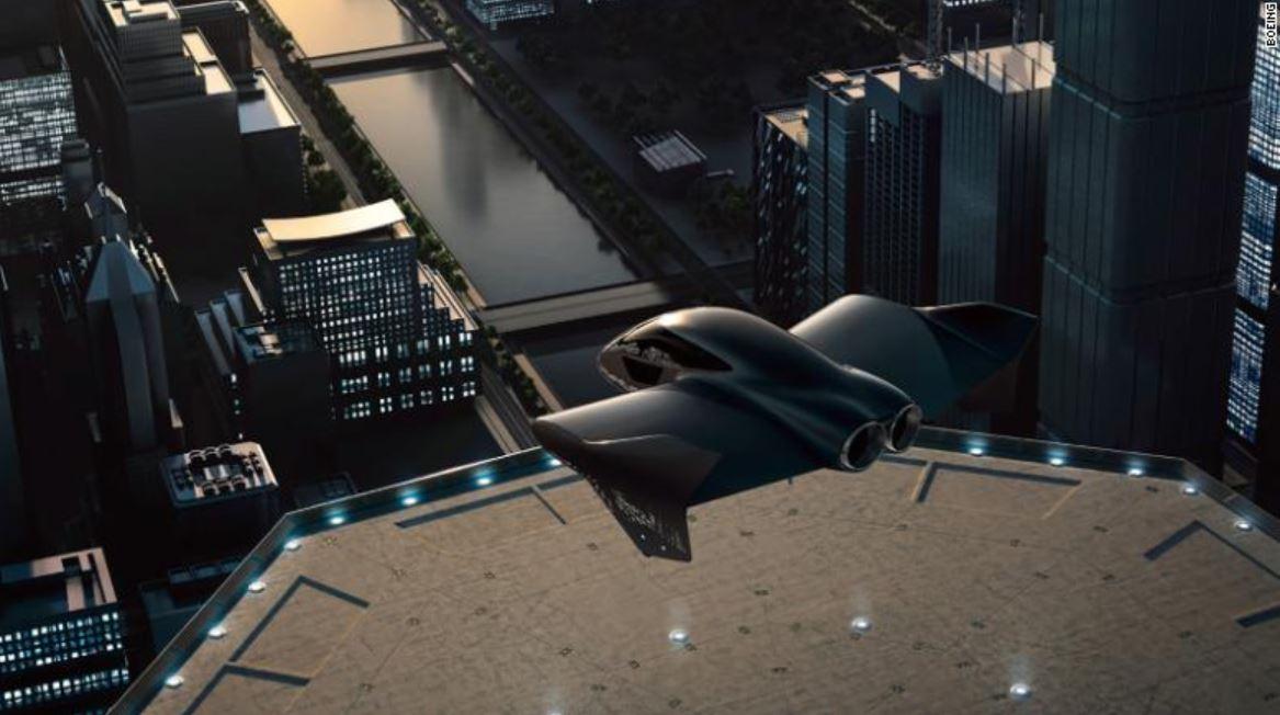 Výrobci Boeing a Porsche budou spolupracovat na vývoji eVTOL letadel
