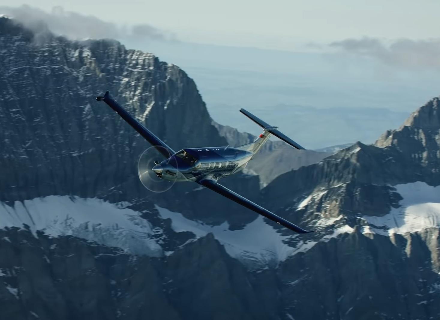 Nový Pilatus PC-12 NGX by měl být certifikován už v prosinci