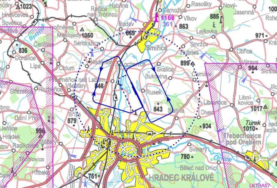 Na letištích v Hradci Králové a Letňanech nahradí RADIO službu AFIS