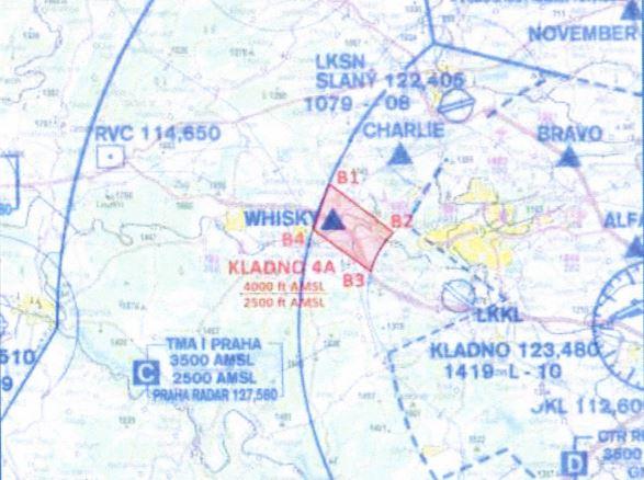 Prostory TRA GA vzniknou asi i u kladenského letiště