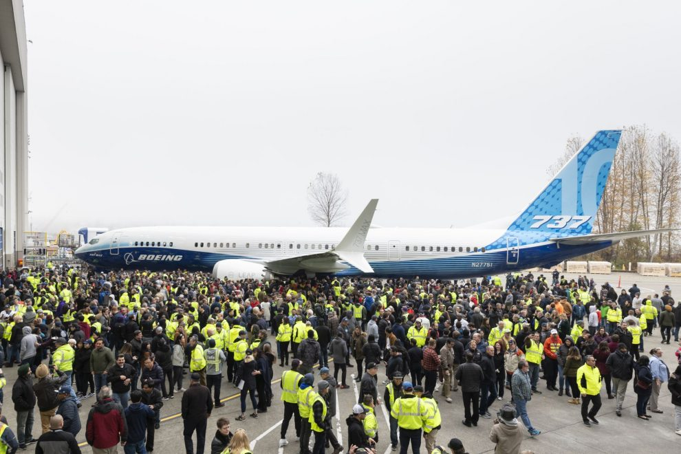 Potížím navzdory. Boeing představil nový B737 MAX 10