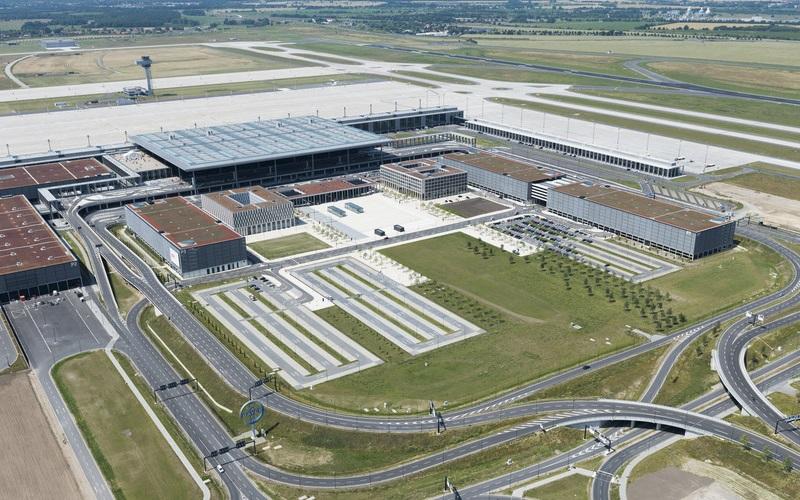 Konečně! Nové berlínské letiště se snad otevře příští rok na podzim