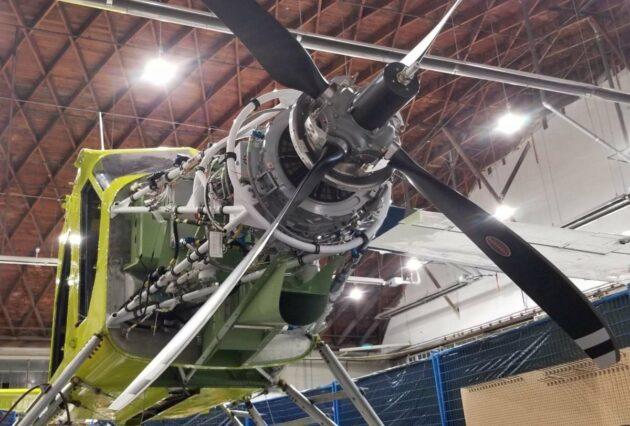 V Kanadě se schyluje k prvnímu letu elektrického DHC-2