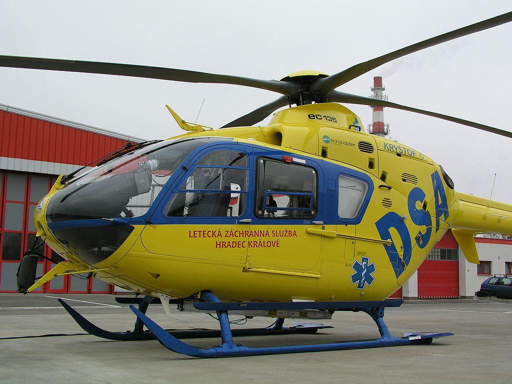Společnosti DSA a ATE zvítězily v tendru na osmileté provozování letecké záchranky