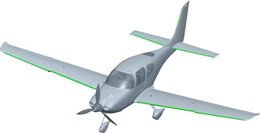 Cirrus zve do Příbrami na zimní školení pilotů a instruktorů v rámci Cirrus Safety Days 2020