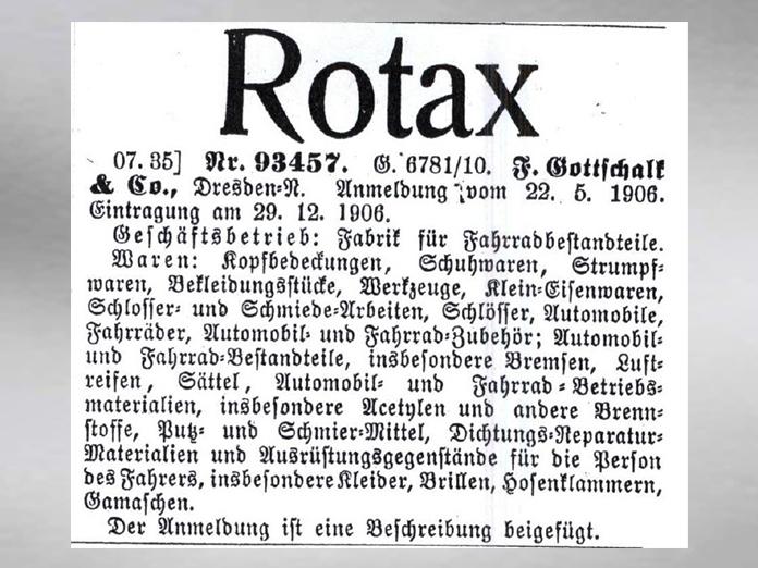 100letá historie Rotaxu ukazuje, jak lze i krizi přetavit v růst