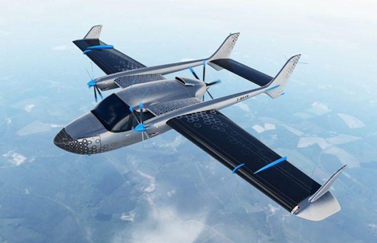 VoltAero začalo s testováním třímotorového hybridního letounu