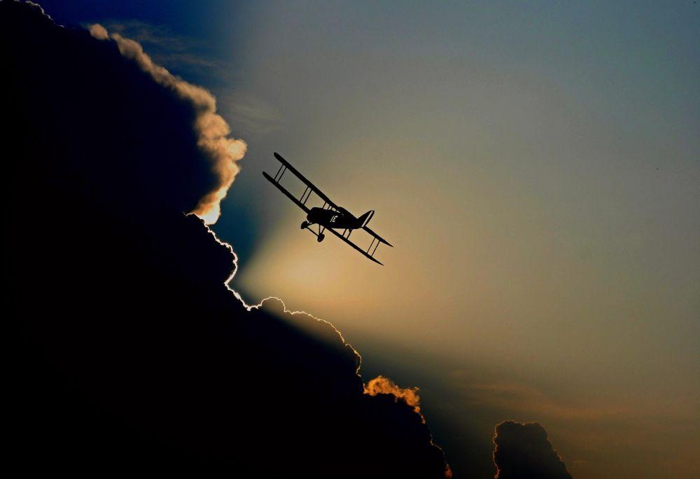 Létání v době koronavirové