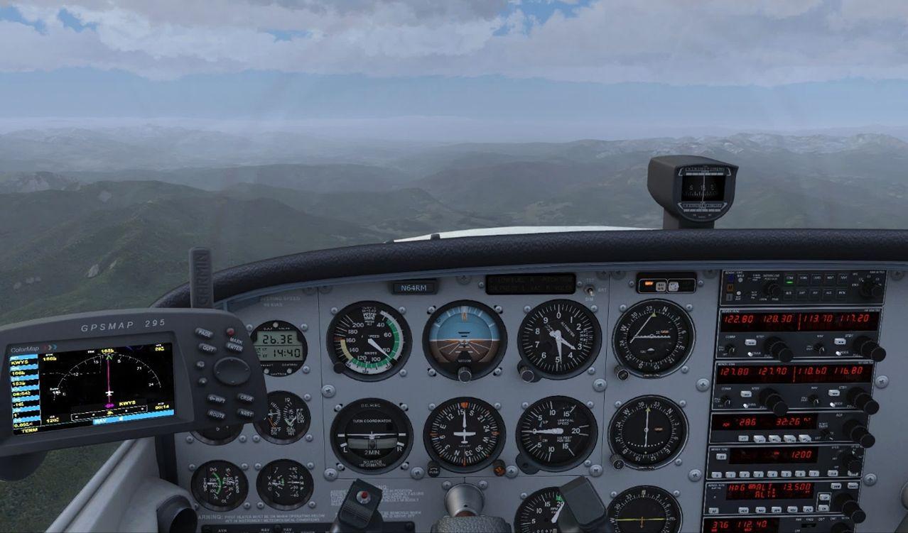 Letecké simulátory 2020 aneb jak v karanténě nevyjít ze cviku